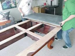 Pool table moves in Buffalo New York